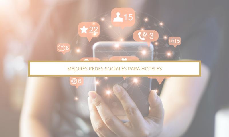 Redes sociales para hoteles