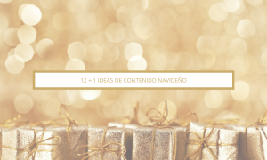 Contenido navideño de redes sociales para hoteles